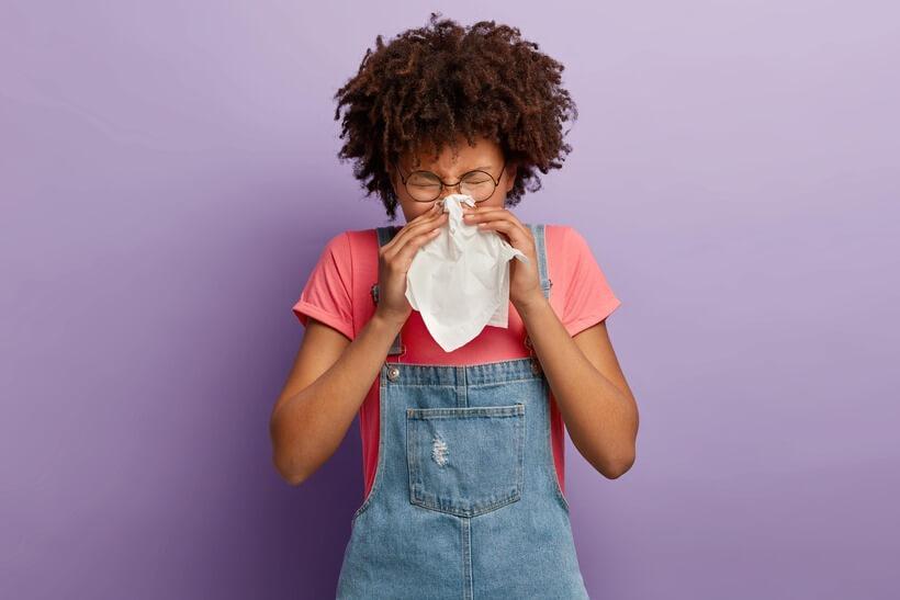 vamos falar de alergias